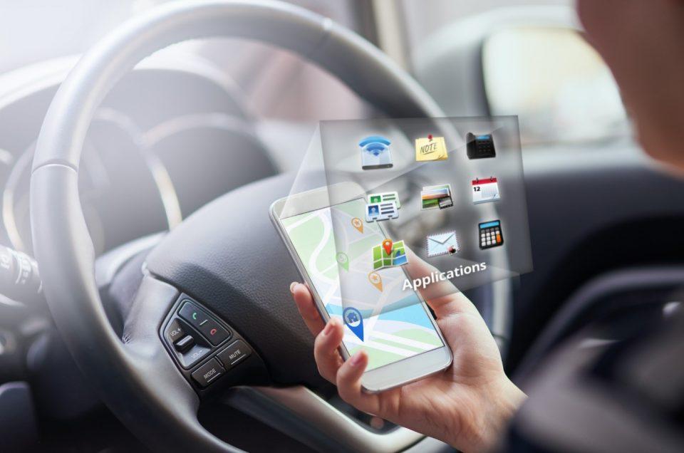 برنامه های کاربردی خودرو