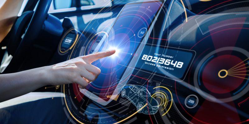 جدیدترین تکنولوژی خودروها