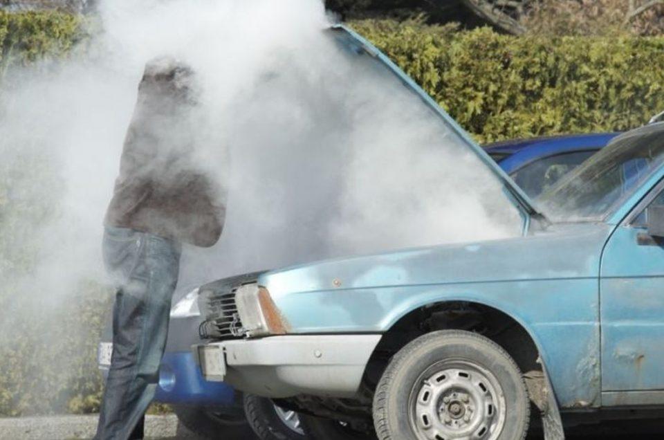 دلایل داغ شدن موتور ماشین