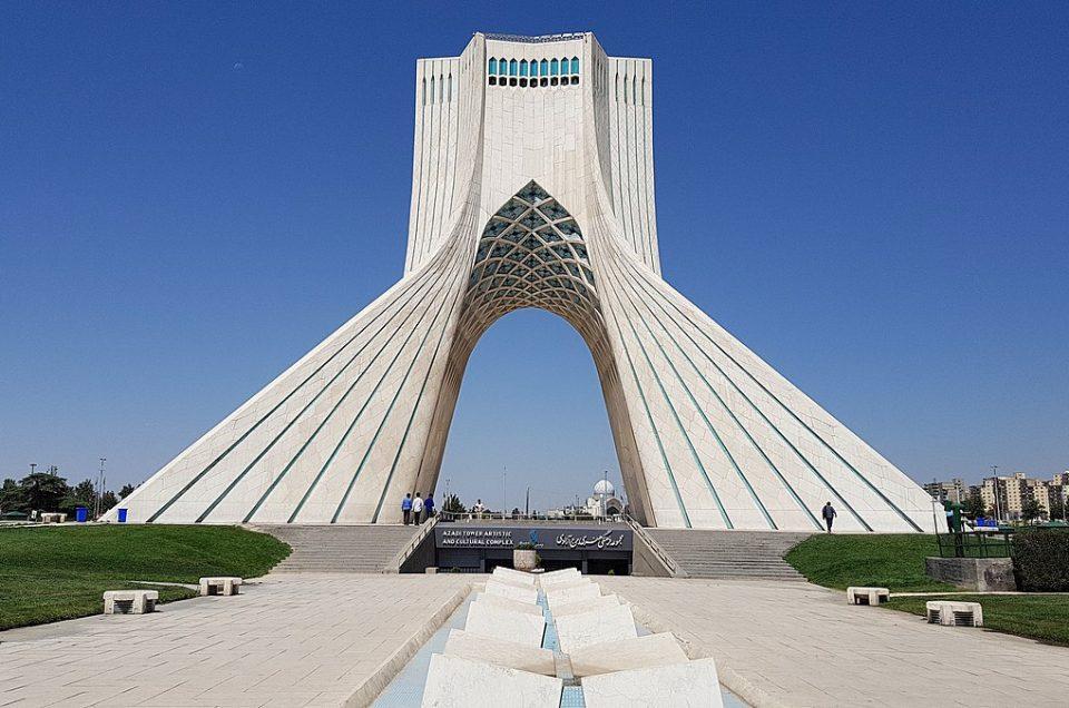 مراکز گردشگری تهران