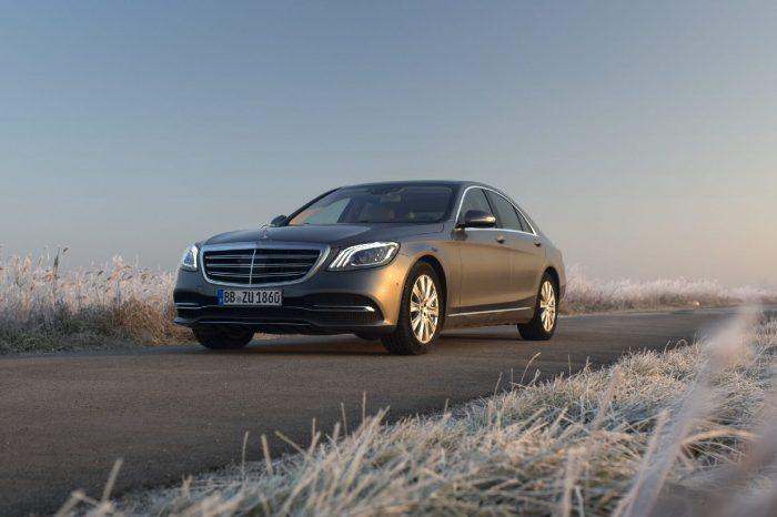 Benz s-500 | بنز s500