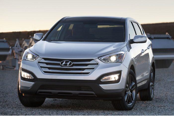 هیوندا سانتافه   Hyundai Santa Fe