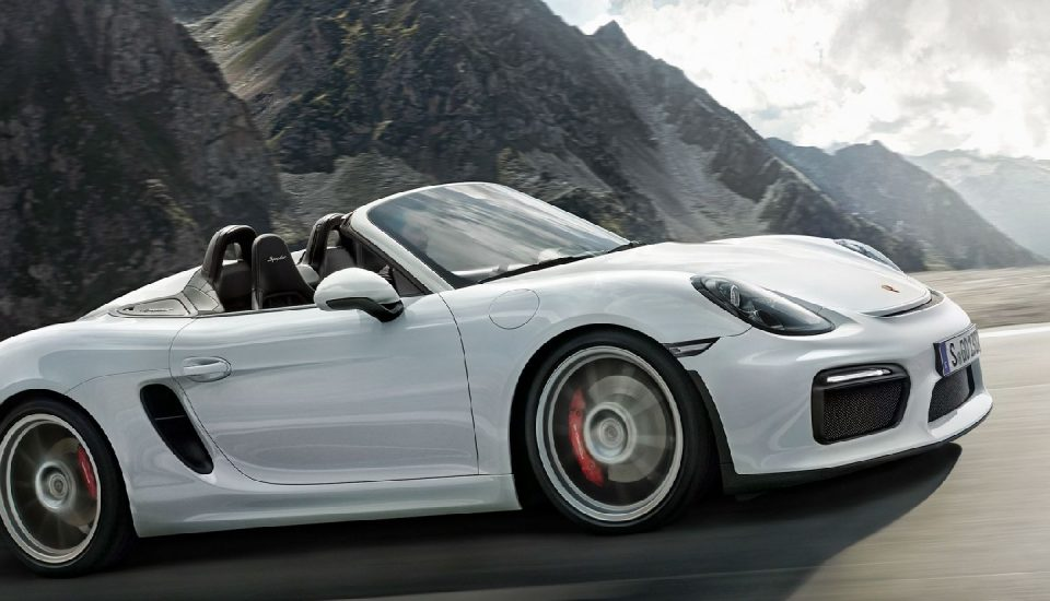 پورشه باکستر | Porsche Baxter