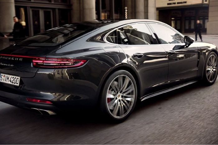 پورشه پانامرا | Porsche Panamera
