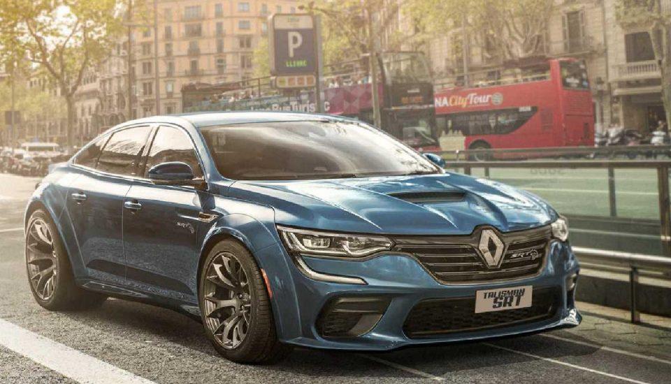 رنو تالیسمان | Renault Talisman