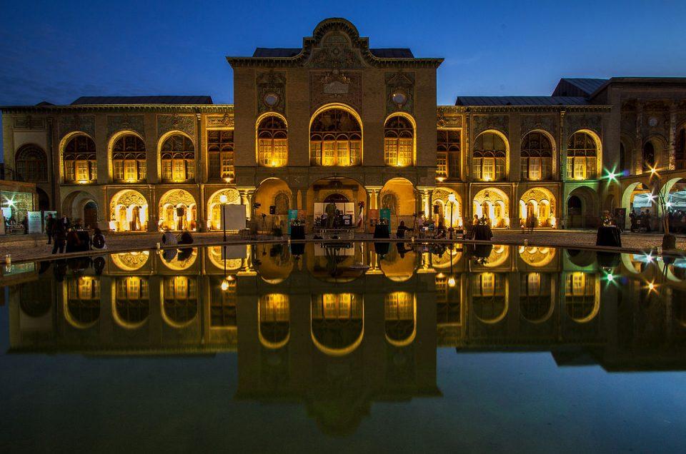 مناطق دیدنی تهران