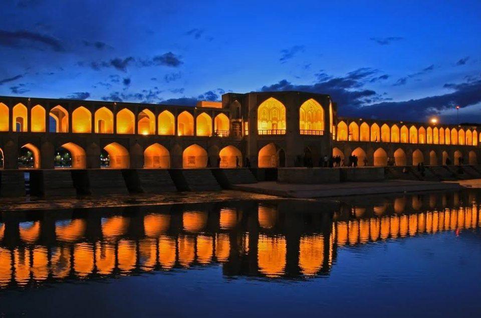 مناطق گردشگری اصفهان به همراه اجاره خودرو