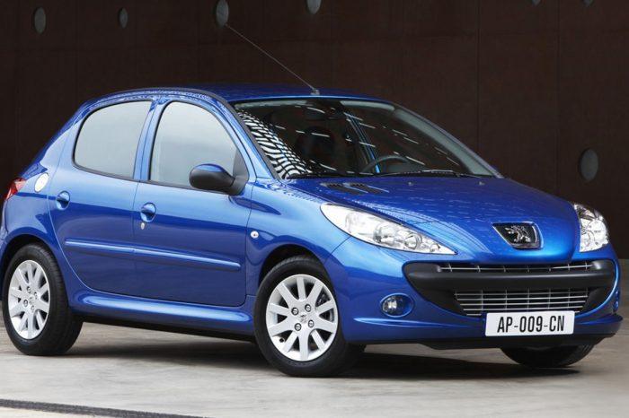 پژو ۲۰۷ اتومات | Peugeot 207