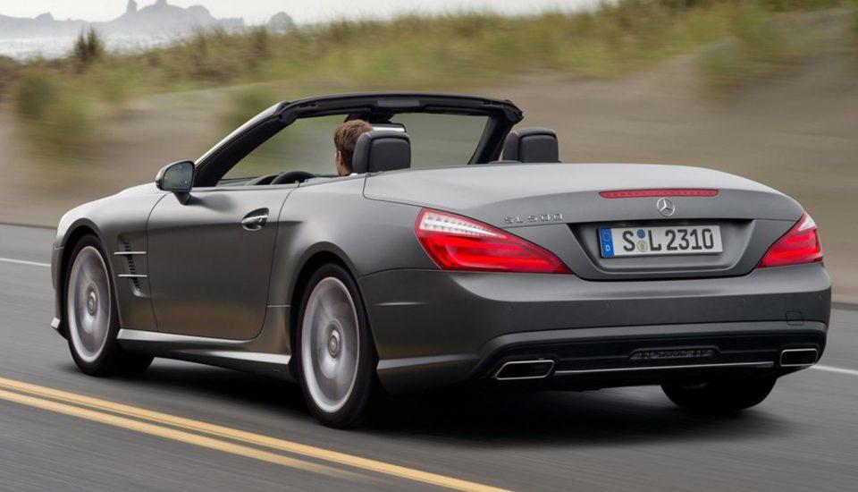 Benz SL | بنز sl