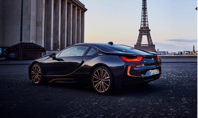 BMW i8 | بی ام و i8