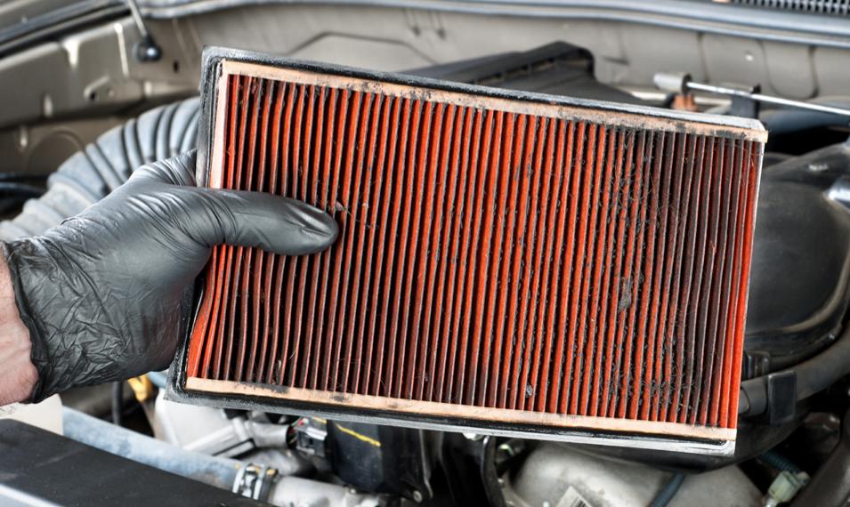 انواع فیلتر هوا خودرو