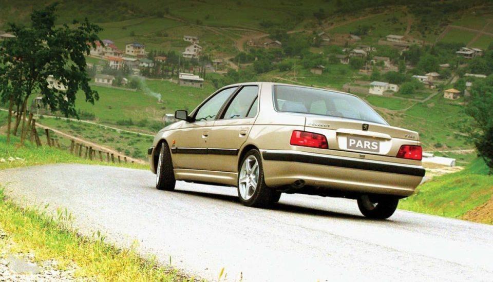 پژو پارس | Peugeot Pars