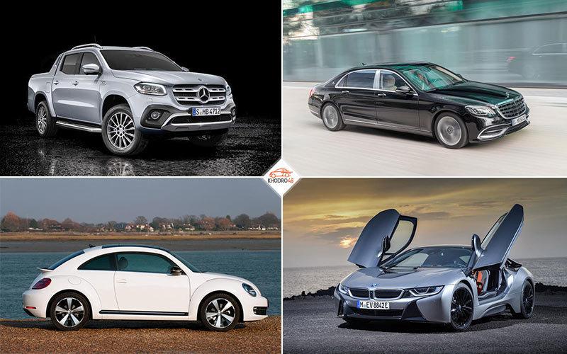 در سال ۲۰۲۰ تولید کدام خودروها متوقف شده است؟
