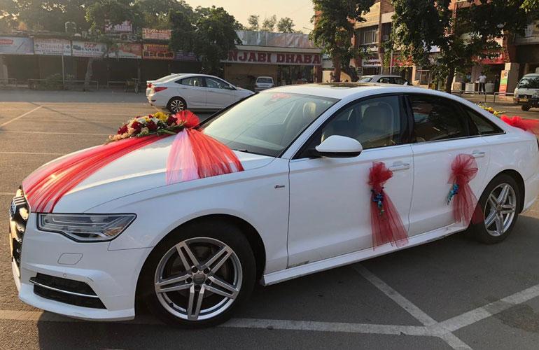 Cheap bridal car rental