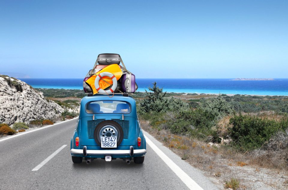 Rent a car for travel