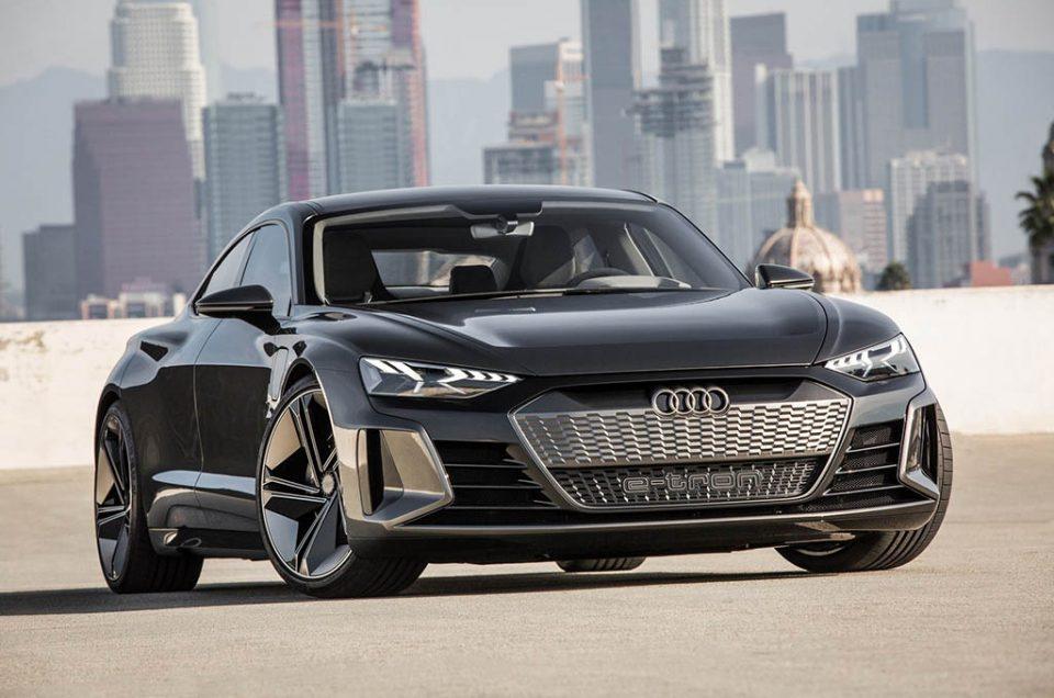 معرفی آئودی E-Tron GT و RS E-Tron GT جدید