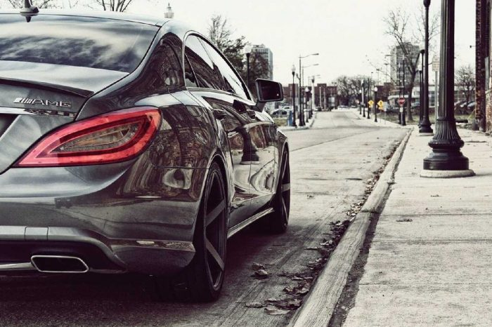 Benz CLS | اجاره بنز CLS