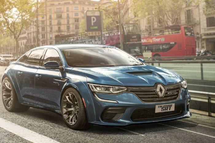 اجاره رنو تالیسمان | Renault Talisman