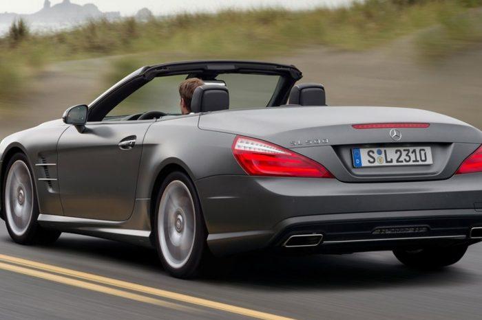 Benz SL   بنز sl