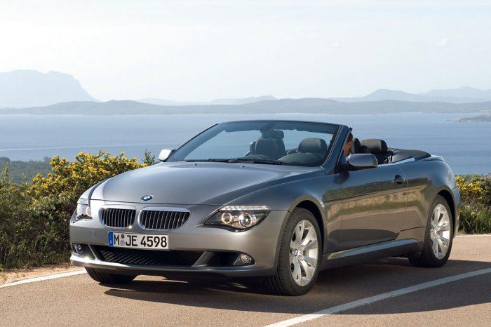 BMW 630 crook   بی ام و 630 کروک