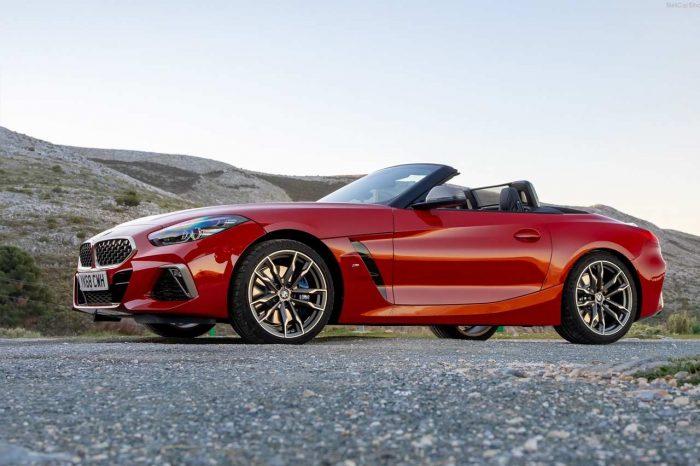 BMW Z4 | بی ام و z4
