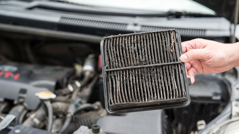فیلتر خودرو رنت اتو - فیلترها چه زمانی باید تعویض شوند؟