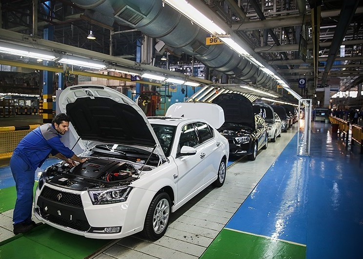 تغییر موتور محصولات ایران خودرو