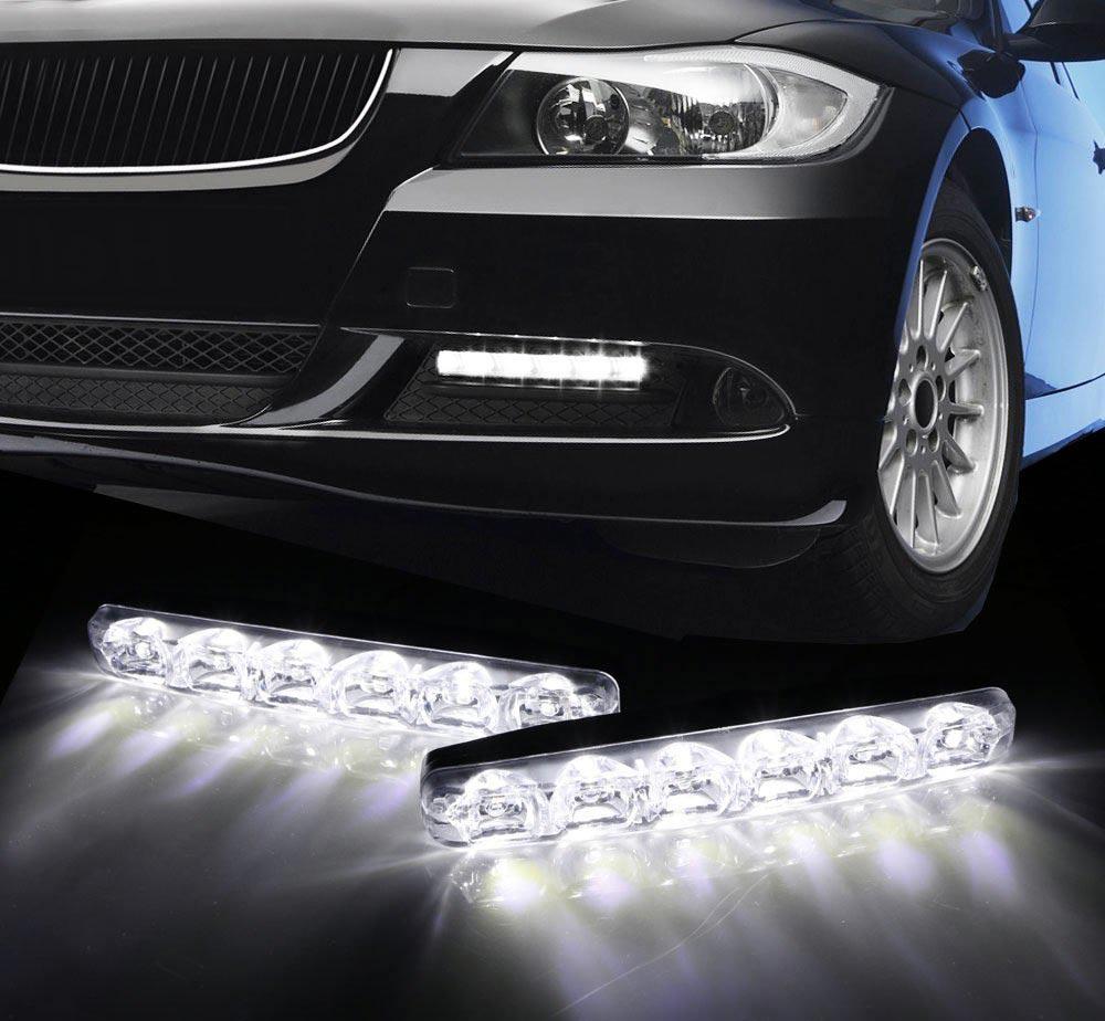چراغ روز خودرو رنت اتو - چراغ روز خودرو و کاربردهای آن