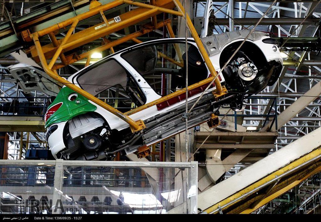 جایگاه ایران در خودروسازی رنت اتو 1024x708 - جایگاه ایران در خودروسازی