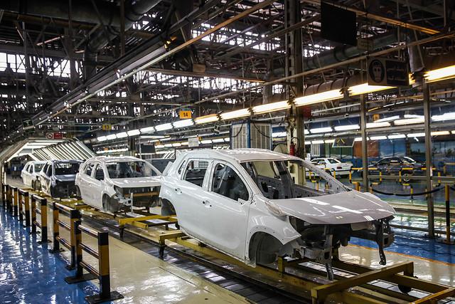 جایگاه ایران در خودروسازی