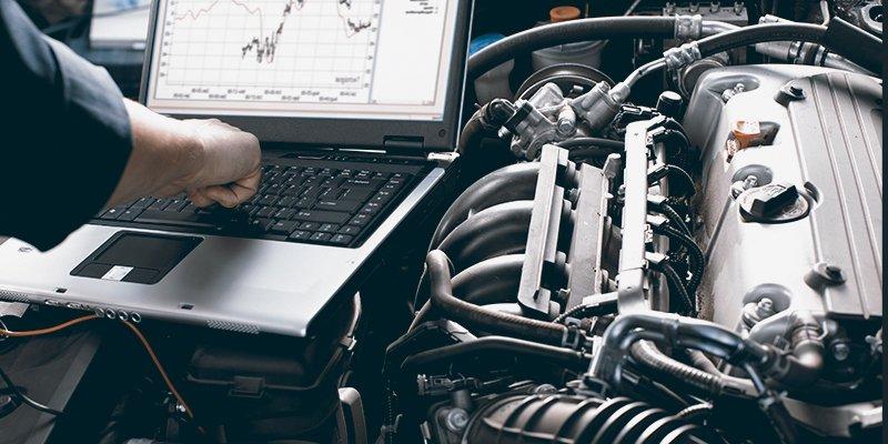 کامپیوتر خودرو رنت اتو - آشنایی کامل با کامپیوتر خودرو - ECU