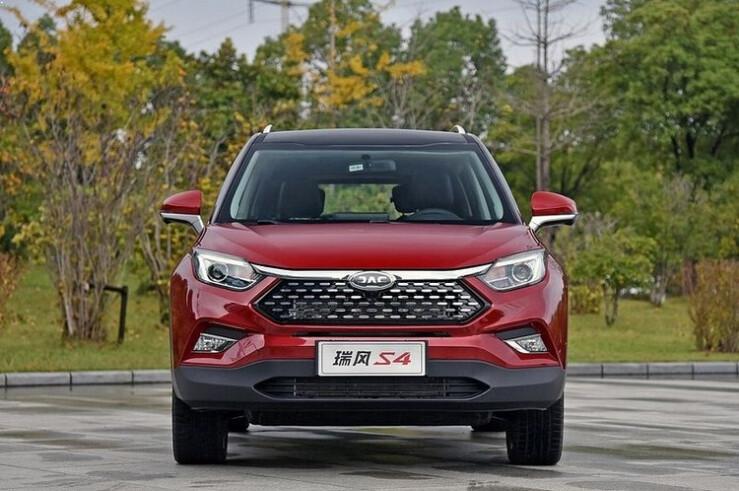 جک اس4؛کراس اوور جدید بازار خودروی کشور