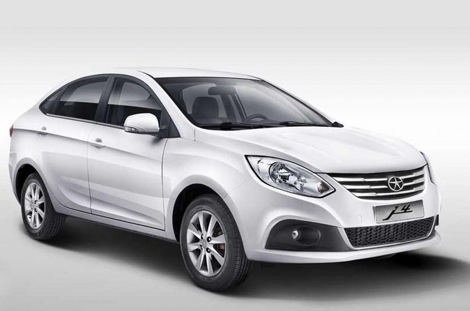عرضه خودرو جک j4 با 85 درصد داخلی سازی به بازار ایران