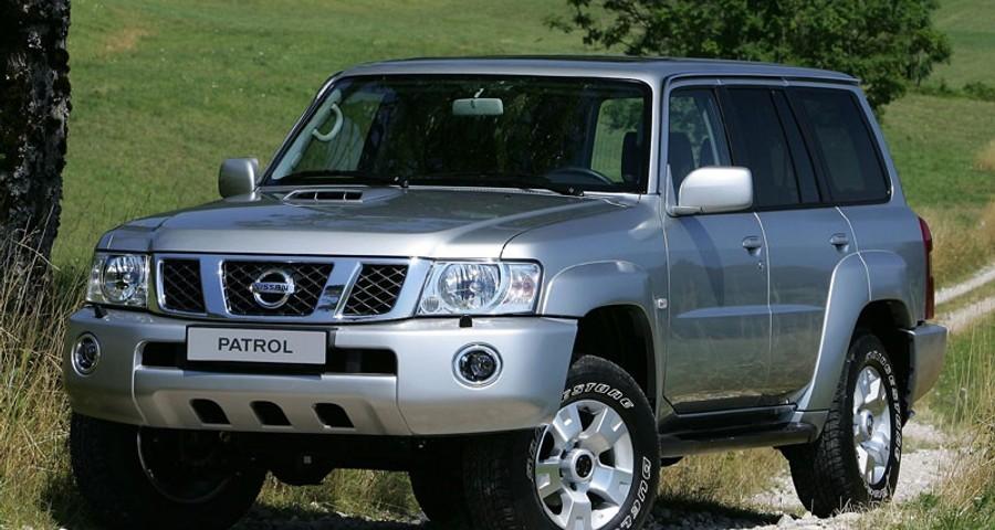 Nissan Patrol Rentauto - Nissan Patrol