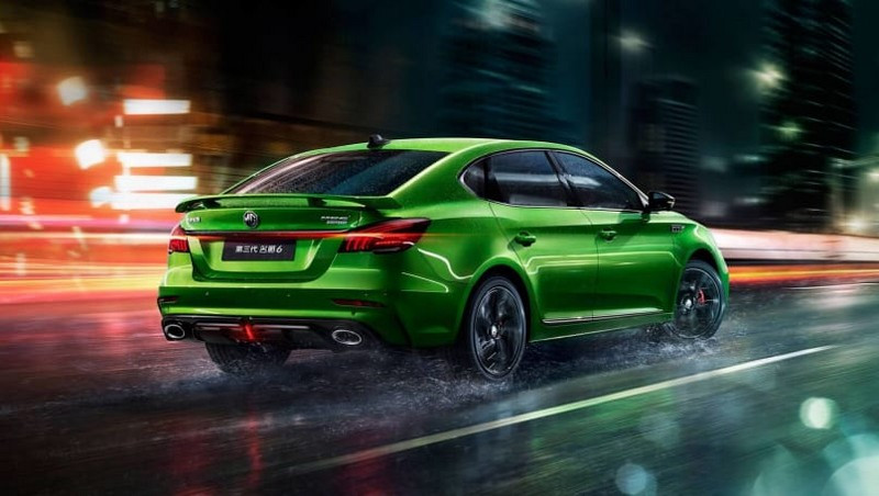 خودرو ام جی 6 - به زودی نسخه سفارشی خودرو ام جی 6 به بازار می آید