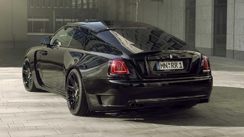 خودرو رولز رویس - رونمایی از خودرو رولز رویس ریث کوپه بلک بج