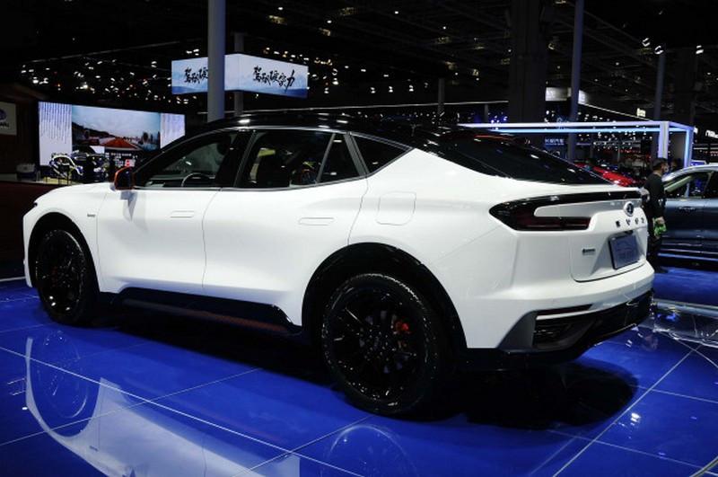 خودرو فورد 1 - این خودرو فورد فقط برای بازار چین تولید می کند