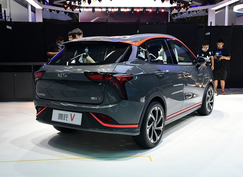 خودرو نِتا V 1 - معرفی خودرو نِتا V؛ کراس اوور کوچک ارزان قیمت چینی
