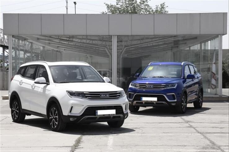 حضور یک شاسیبلند جدید دیگری در بازار خودرو ایران