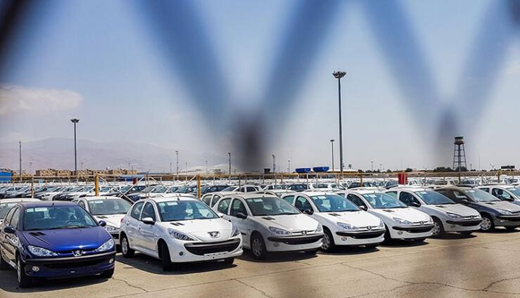 قیمتهای بازار خودرو