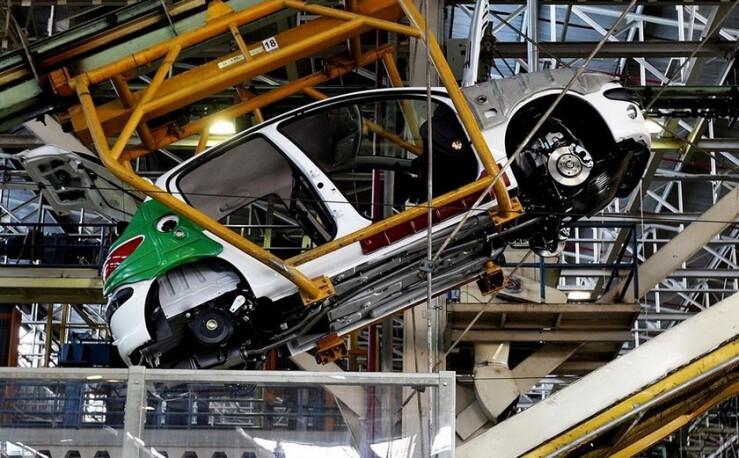 دنده معکوس خودروسازان بزرگ در اتفاقی عجیب در تولید خودرو