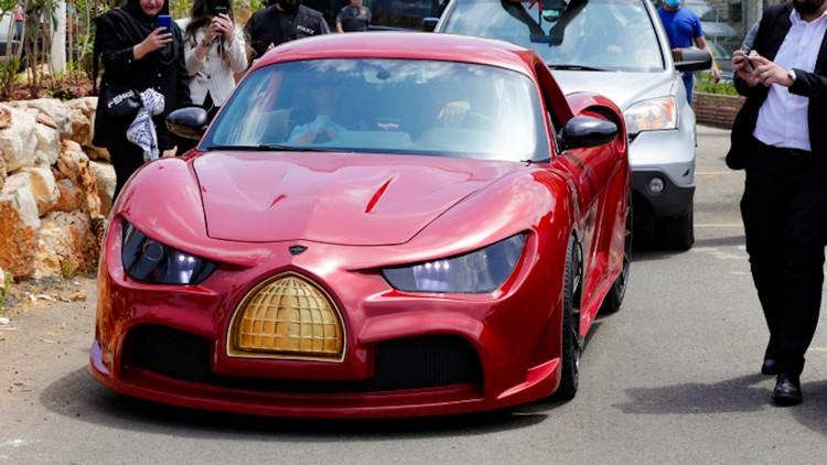 خودروی لبنان
