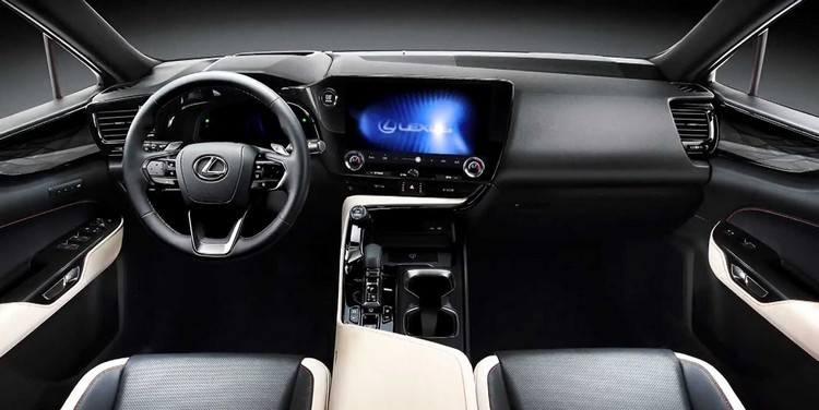خودرو لکسوس NX - درز تصاویری از خودرو لکسوس NX جدید مدل 2022