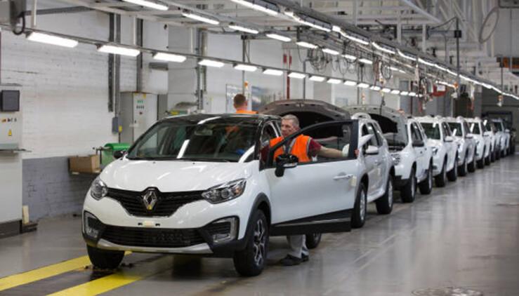 عزم مجدد شرکت خودروسازی رنو برای بازگشت به صنعت ایران