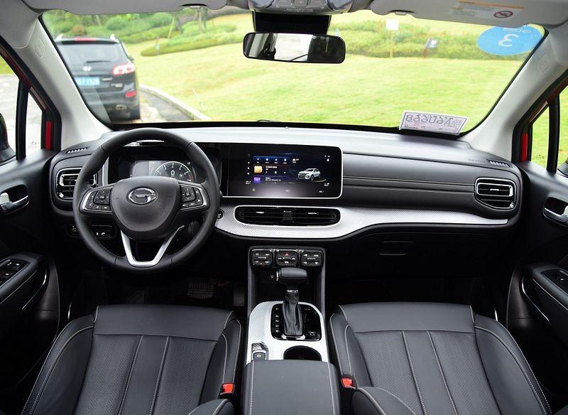 خودرو گک - خودرو گک GS3؛ کراس اوور کوچک چینی