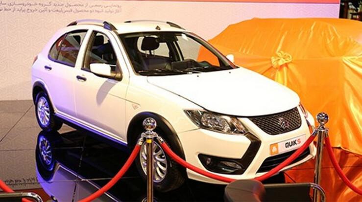 خودرو کوییک S - اجاره خودرو با قیمت مناسب و شرایط آسان اجاره ماشین