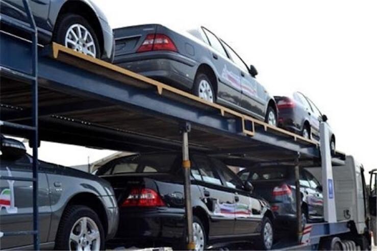 وعده رشد صادرات خودرو دو هزار برابر تا سال ۱۴۰۴