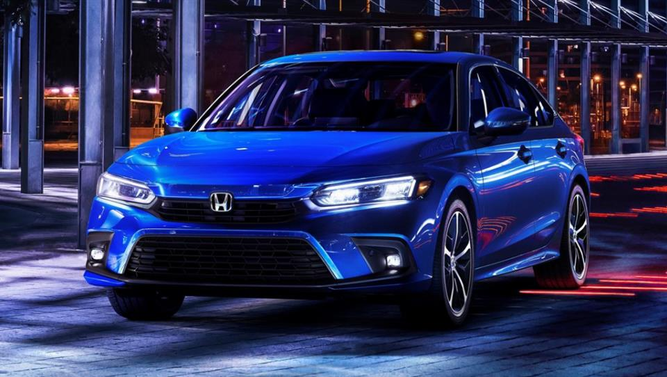 Honda Civic Type R Rentauto - Features of the new generation Honda Civic Type R Model 2022