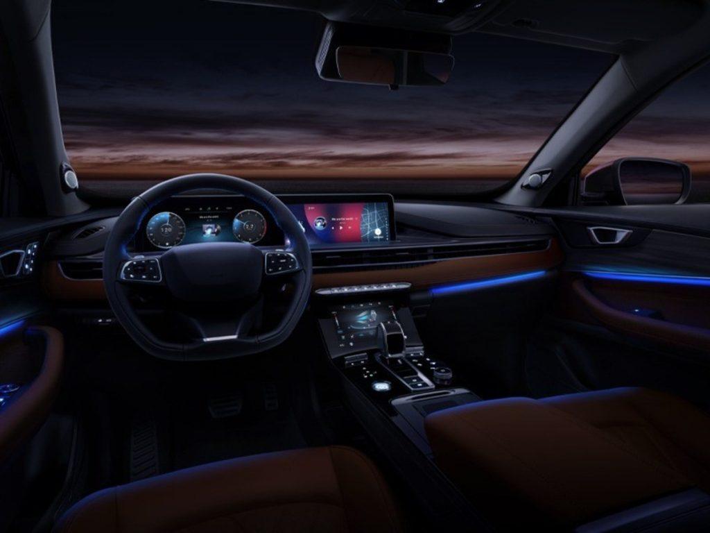 Tigo 8 Pro Rentauto 1024x768 - Introducing Tigo 8 Pro, equipped with L2.5 car driving system